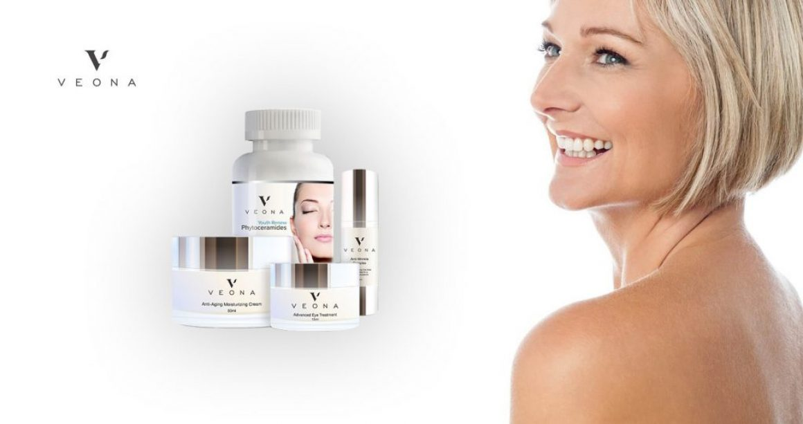 Veona Cream Helps Fight Off Signs Of Premature Skin Aging